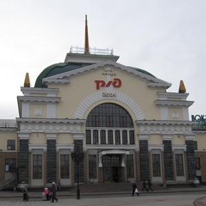Железнодорожные вокзалы Зарубино